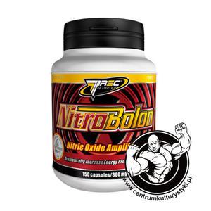 Nitrobolon Caps 150 caps. Stak kreatynowy Trec Nutrition
