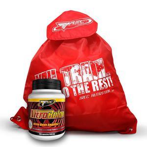Nitrobolon Caps 150 caps. + worek gratis! Stak kreatynowy Trec Nutrition - 2823552126