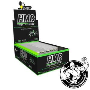 HMB 1250 Mega Caps. 30 kaps blister. Hmb Olimp