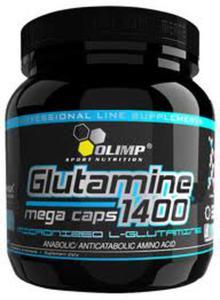 Olimp - L-Glutamine Mega Caps. 300 caps.