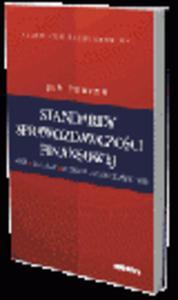 Standardy sprawozdawczości finansowej. MSSF-US GAAP-Polskie Ustawodawstwo - 2829393857