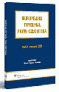 Europejski Trybunał Praw Człowieka. Wybór Orzeczeń 2008 - 2829394629