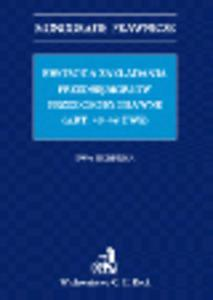 Swoboda zakładania przedsiębiorstw przez osoby prawne (art. 43-48 TWE) - 2829394731