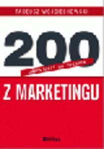 200 odpowiedzi na pytania z marketingu - 2829393650