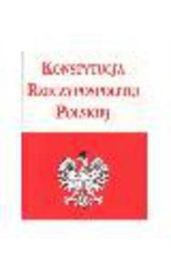 Konstytucja Rzeczpospolitej Polskiej - 2829393582
