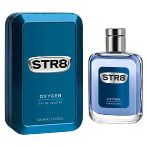 STR8 Oxygen 100ml woda toaletowa [M] - 2845317561