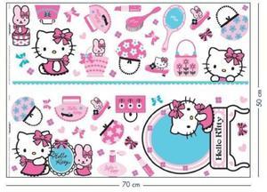 Naklejki Hello Kitty - 2833463554