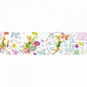 Border Disney Fairies Dzwoneczke Wróżki pasek - 2833465585