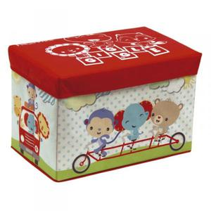 PUFA Pojemnik na zabawki Fisher Price - 2864167614