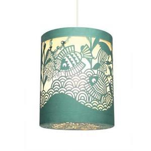 Lampa wisząca - abażur RYBKI - 2833464464