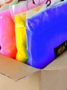 Kolorowy proszek HOLI 5kg - 2874226562