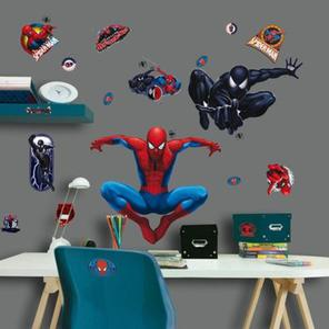Naklejki SpiderMan du - 2833469958