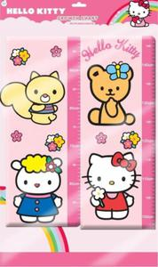 Piankowa miarka wzrostu Hello Kitty - 2833470526