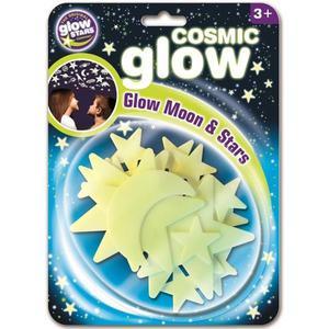 Fluorescencyjne świecące gwiazdki - 2833463640