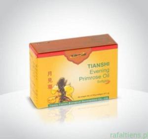 Olej z wiesiołka Tiens - 2855552163