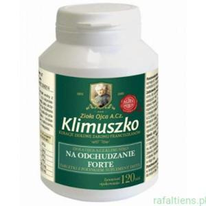 Tabletki Odchudzanie Klimuszko - 2824801028