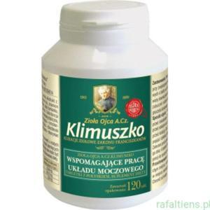 Prostata Nerki Układ Moczowy Tabletki wspierające prawidłową pracę nerek Ojca A. Cz. Klimuszko - 2824801078