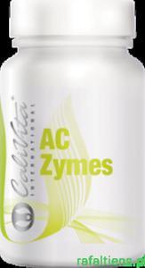 Probiotyk AC-Zymes Calivita 100 kapsułek - masa netto: 32 g Zdrowe Jelita - 2841331053