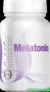 Melatonina CaliVita 180 kaps. Zdrowy Głęboki Spokojny Sen - 2844524372