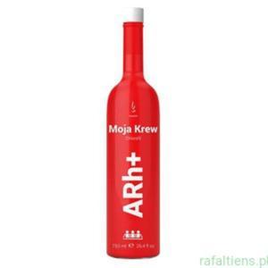 Chlorofil dla grupy krwii ARh + DuoLive 750 ml. Oczyszcza i Odżywia Krew Anemia - 2844727326