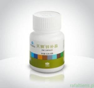 Cynk Tiens - 2855552161