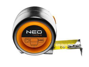 Neo Miara zwijana stalowa kompaktowa 3m z auto-stopem i magnesem 67-213 - 2859876408