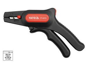 Yato Ściągacz izolacji automatyczny 0.5-6 mm YT-2275 - 2823318790