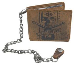 3c1e02c6aa63f Sklep: portfel męski skóra łańcuch 1796a-ri-25