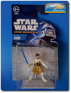 Star Wars, Wojny Klonów Epic Battles figurka Obi Wan Kenobi - 2823341212
