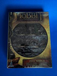 Hobbit Figurki - Fell Wargs w sklepie z figurkami GW