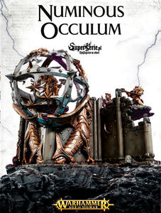 Makieta terenu do AoS: Numinous Occulum - 2823342380