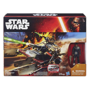 Star Wars Desert Landspeeder - The Force Awakens - 2823342712