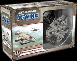 Figurki Star Wars X-Wing; Bohaterowie Ruchu Oporu /PL/ - 2850335844