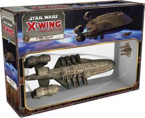 Figurki Star Wars X-Wing; Frachtowiec C-Roc /PL/ - 2854607217