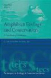 Amphibian Ecology and Conservation - 2822222543