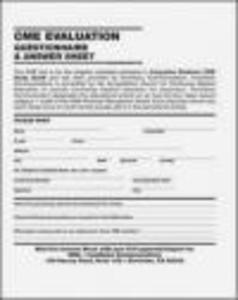 Integrative Medicine CME Study Guide - 2822223252