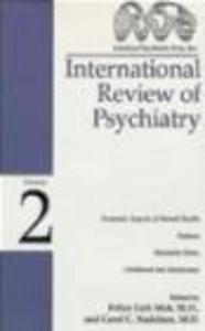 International Review of Psychiatry v.2 - 2822223266
