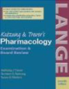 Katzung & Trevor's Pharmacology 7e - 2822223300