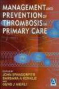 Management & Prevention of Thrombosis in Primary Care - 2822223358