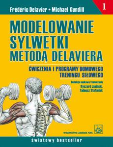 Modelowanie sylwetki metodą Delaviera Tom 1 - 2822224464