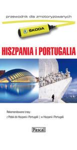 Hiszpania i Portugalia przewodnik dla zmotoryzowanych - 2822231379