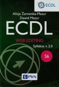 ECDL Web editing Syllabus v. 2.0. S6 - 2822233297
