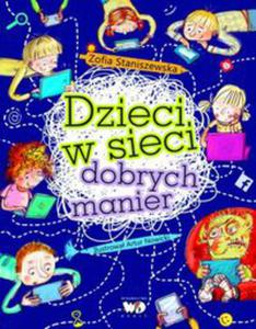 Dzieci w sieci dobrych manier - 2822234799
