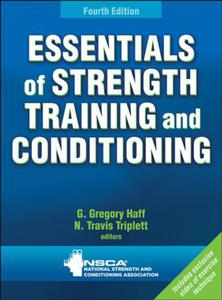 Essentials of Strength Training and Conditioning - 2848937901