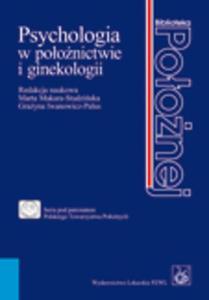 Psychologia w położnictwie i ginekologii - 2822220164