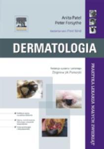 Dermatologia. Seria Praktyka Lekarza Małych Zwierząt - 2822220751