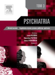 Psychiatria. Podstawy psychiatrii. Tom 3 - 2822221079