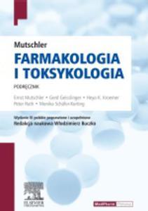Mutschler Farmakologia i toksykologia. Podręcznik