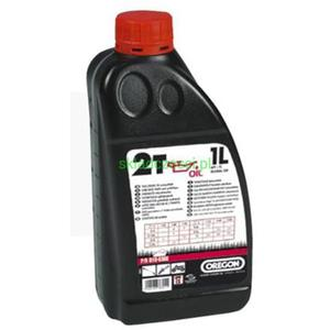 Olej do silników 2-suwowych 1L OREGON - czerwony - 2823179169