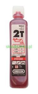 Olej do silników 2-suw 100ml OREGON - czerwony - 2823179170